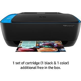 HP DeskJet 4729 All in One Ultra Ink Advantage Wireless Colour Printer