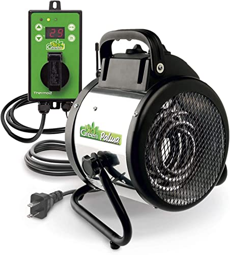 Bio Green PAL 2.0 USDT Palma Greenhouse Heater incl. Digital Thermosta