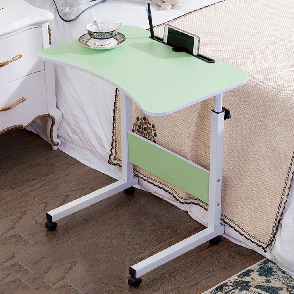 70 90 Cm Jnyzq Table Dordinateur Portable Chevet Canapé Côté
