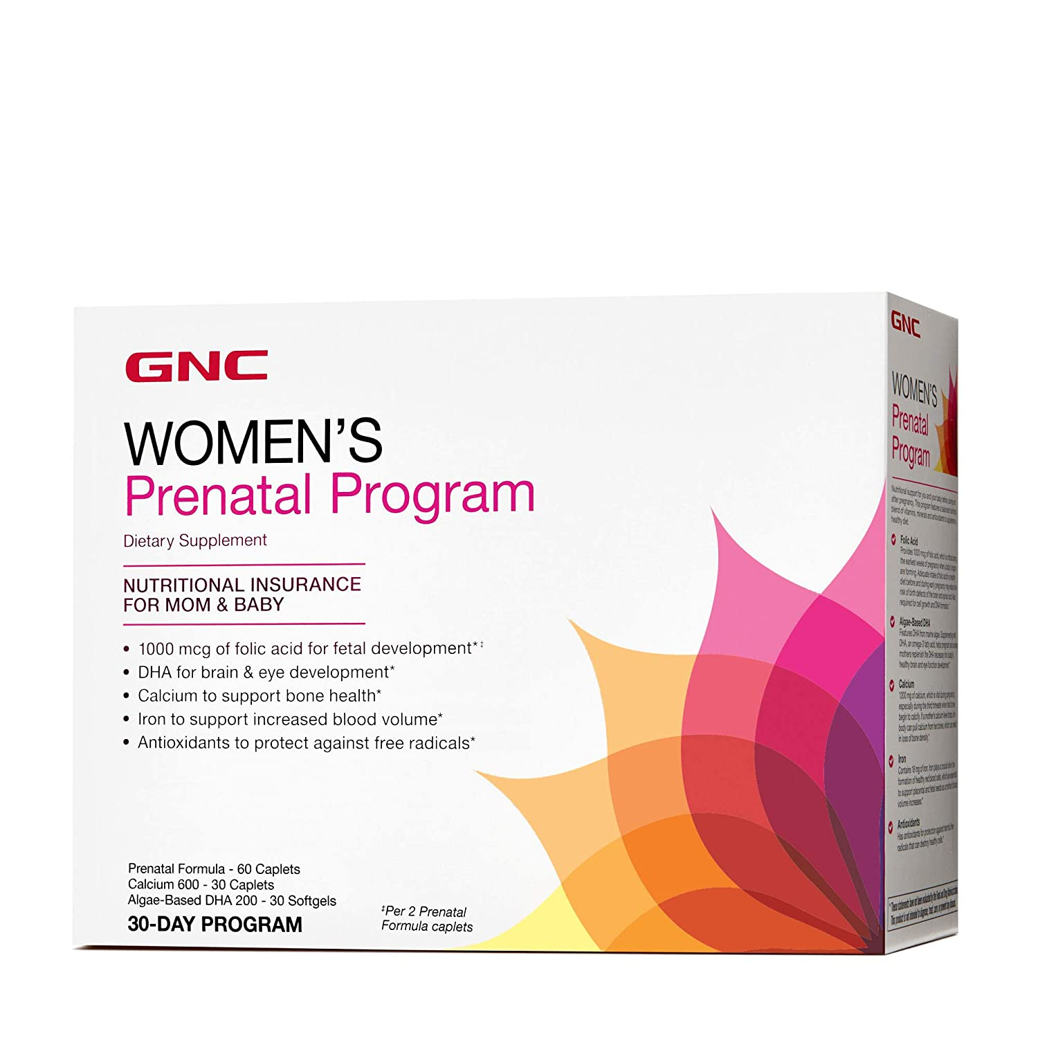 GNC Womens Prenatal Program