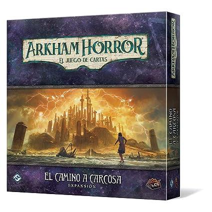 Amazon.com: Fantasy Flight Games Arkham Horror LCG – The Way ...