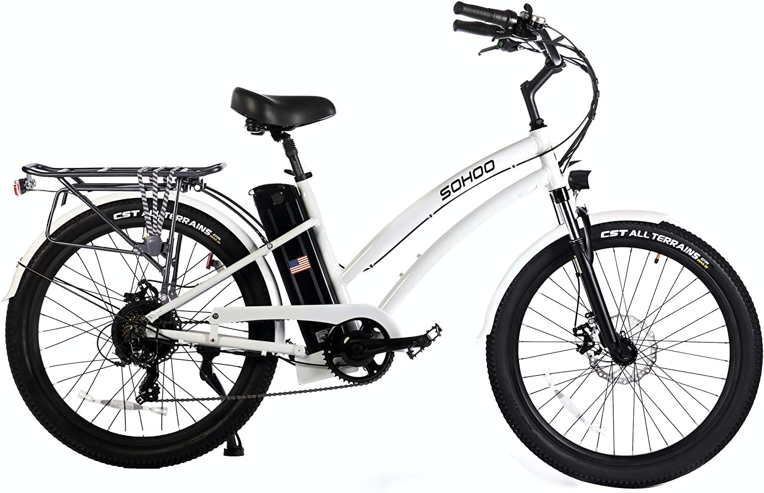 Sohoo electric bike