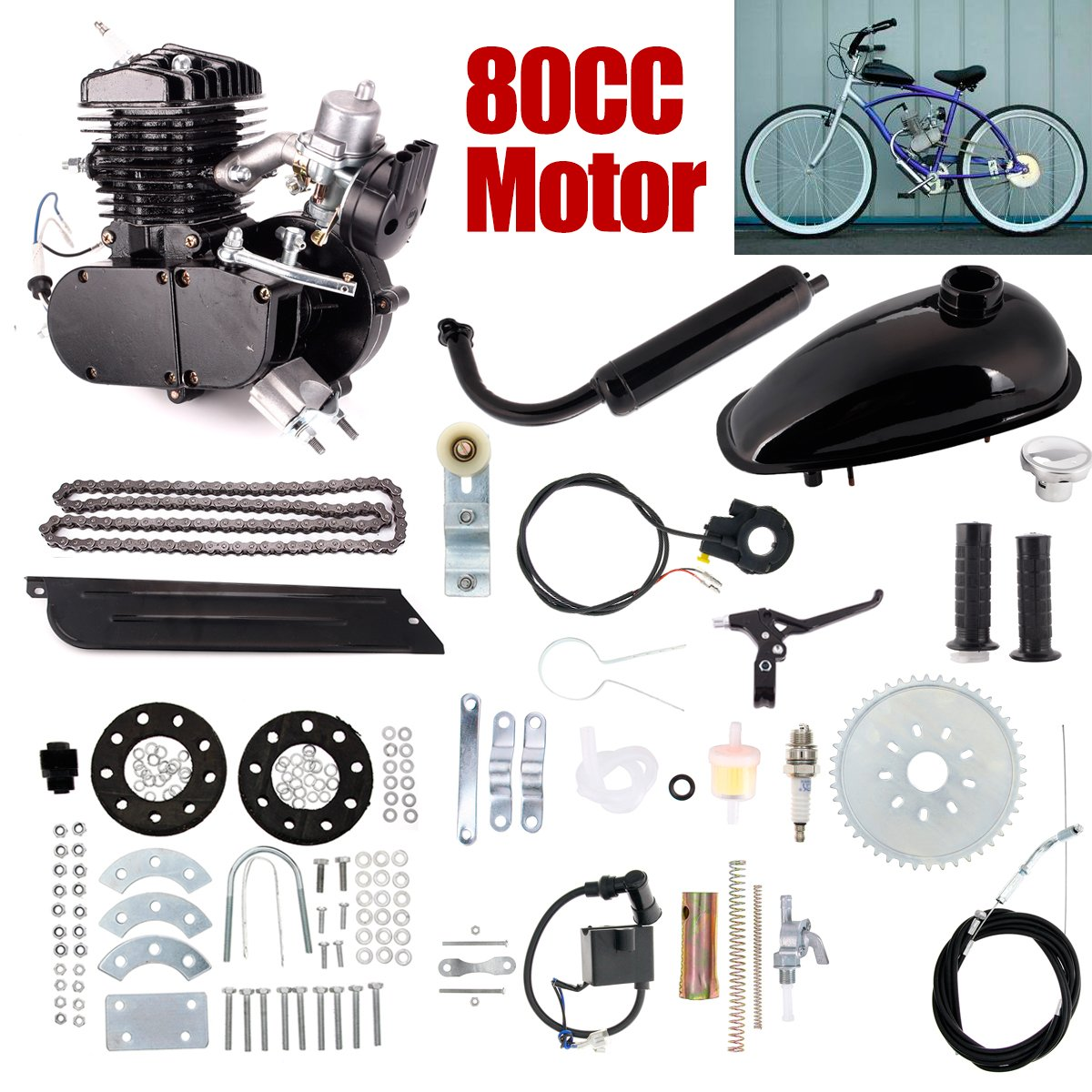 Cluch On 46cc Bike Motter Owners Manual China