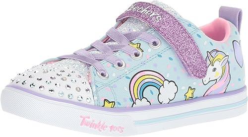 Skechers Girls Sparkle Lite-Unicorn