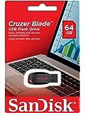 Sandisk Cruzer Blade 64 GB Usb Flash Drive Thumb Pen Memory Stick / Pen Drive