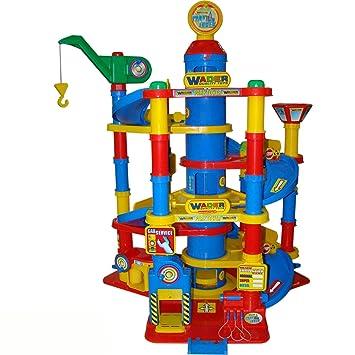 Park Niveaux Tower7 Bottes Garage Avec Lave Intégrées De Y6If7gmbyv