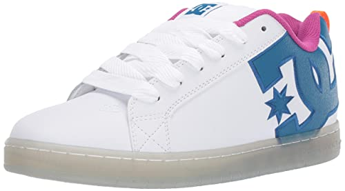 DC Shoes Court Graffik SE Mens Shoe Sneaker Uomo  Dc  Amazon.it  Scarpe e  borse 48f495f180f