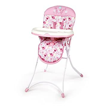 Bright Starts High Chair, Sweet Spots And Lady Bugs (Discontinued By  Manufacturer)