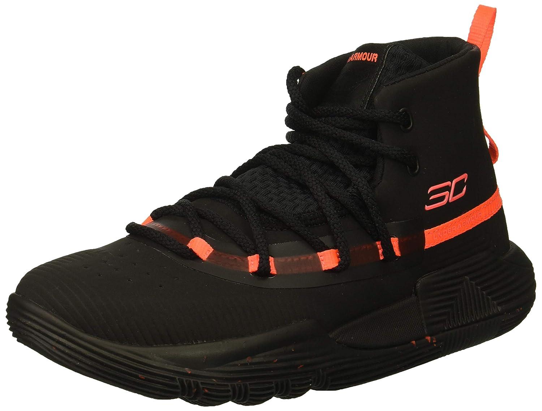 pretty nice 186c7 edfc9 Under Armour Boy's BPS SC 3Zero II Basketball Shoe