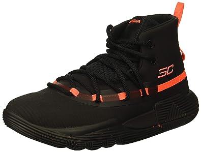 pretty nice 180c8 e02d4 Under Armour Boy's BPS SC 3Zero II Basketball Shoe