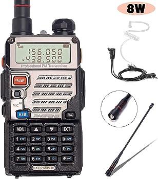 BaoFeng UV-5RE+ 8Watt Ham Radio Handheld