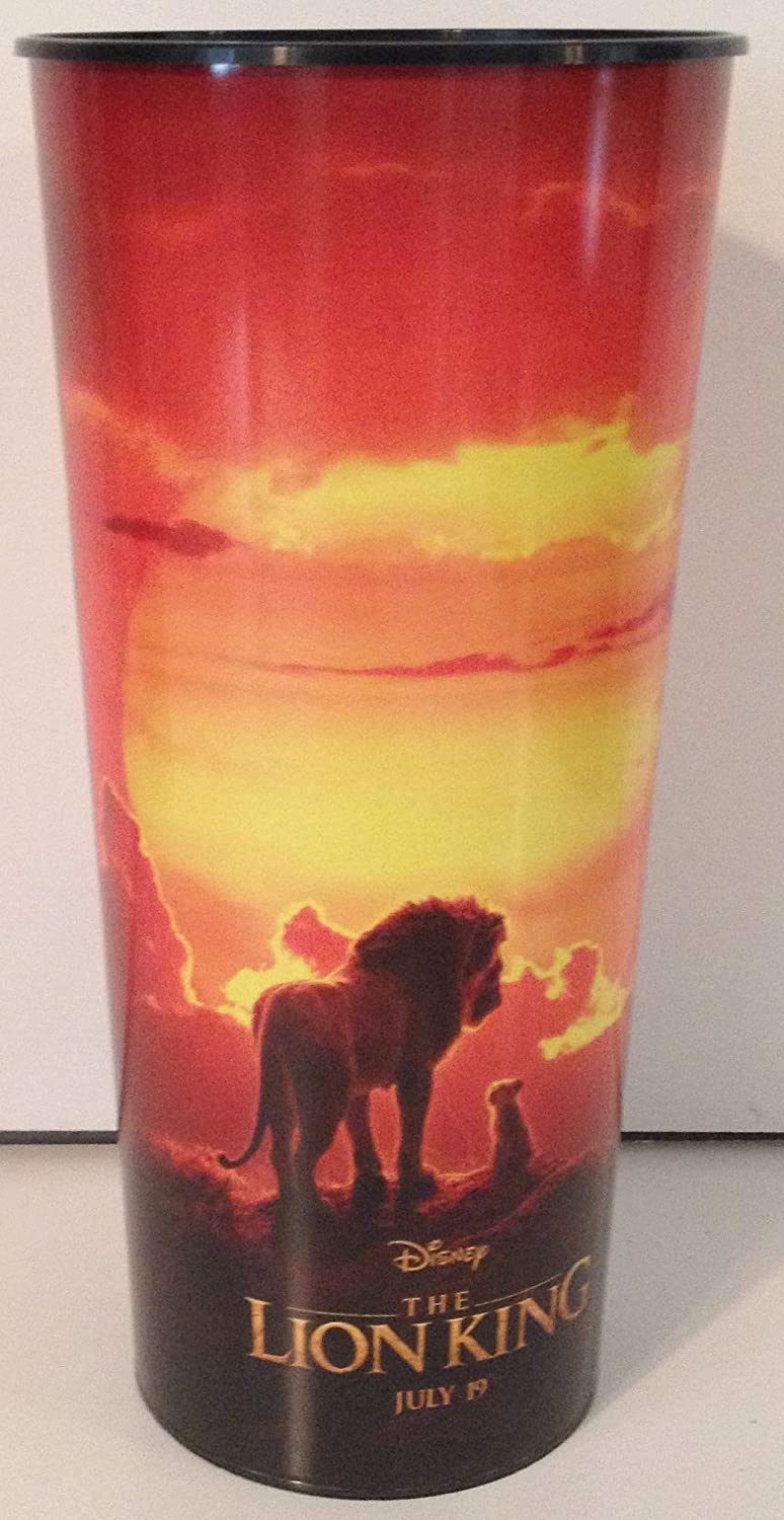 Disney Lion King 2019 Movie Theater Exclusive 44 oz Plastic Cup