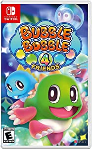Bubble Bobble 4 Friends - Nintendo Switch