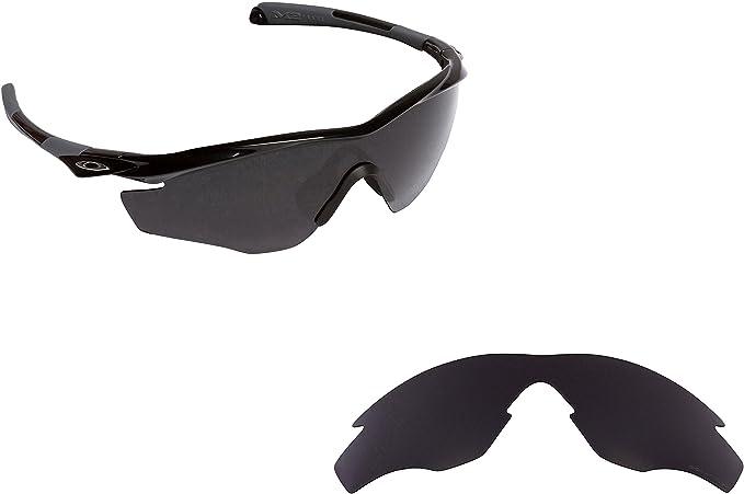a301a7bb46645 Best SEEK OPTICS Replacement Lenses Oakley M2 FRAME - Black at Amazon Men s  Clothing store
