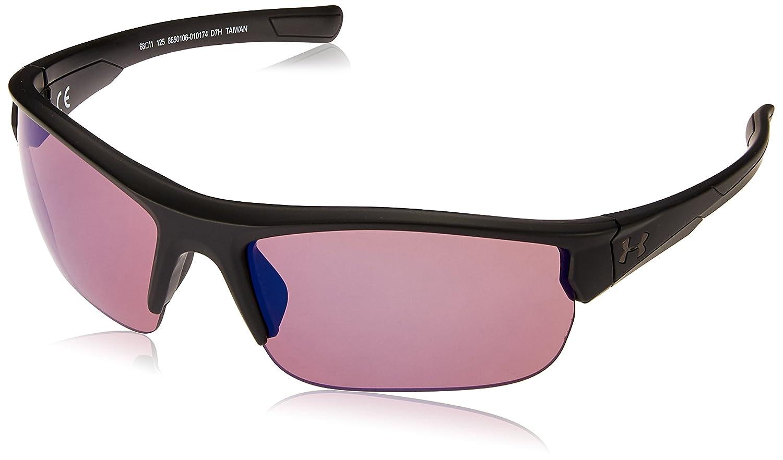 88030a2d3c Amazon.com  Under Armour Wrap Sunglasses