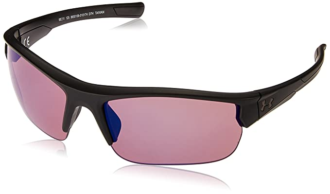ff9e766a87c Amazon.com  Under Armour Wrap Sunglasses