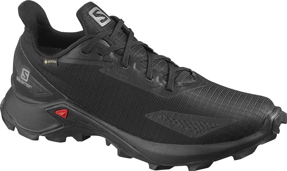 Salomon ALPHACROSS Blast GTX W, Zapatillas de Trail Running para Mujer, Negro (Black/Black/Black), 36 2/3 EU: Amazon.es: Zapatos y complementos