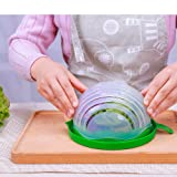 Salad Cutter Bowl, Pasito Salad Maker 60 Seconds