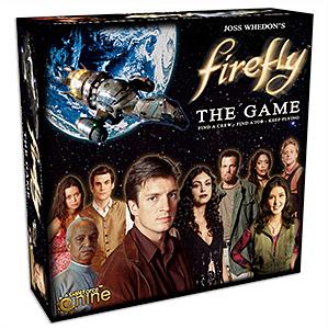 Firefly: The Board Game | ThinkGeek