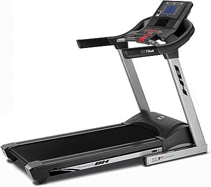 BH Fitness - Cinta De Correr Zx9 Dual: Amazon.es: Deportes y aire ...