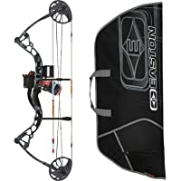 Diamond Edge Sonar Neptune Bowfishing Compound Bow, Right Hand, AMS Kit, Includes Easton Soft Bow case