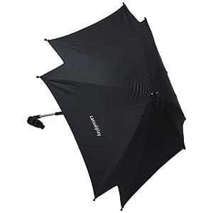 Casual play – Parasol pour poussette Noir