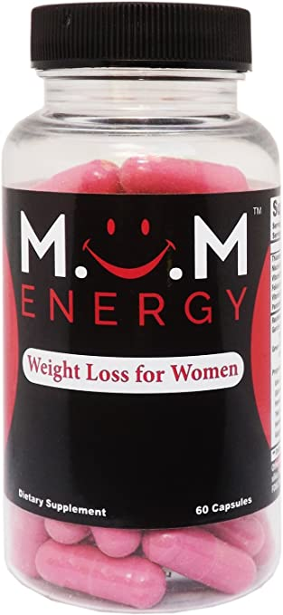 Mom Energy Weight Loss Energy Pills For Women 60 Capsules Best Diet Pills That Work Fast