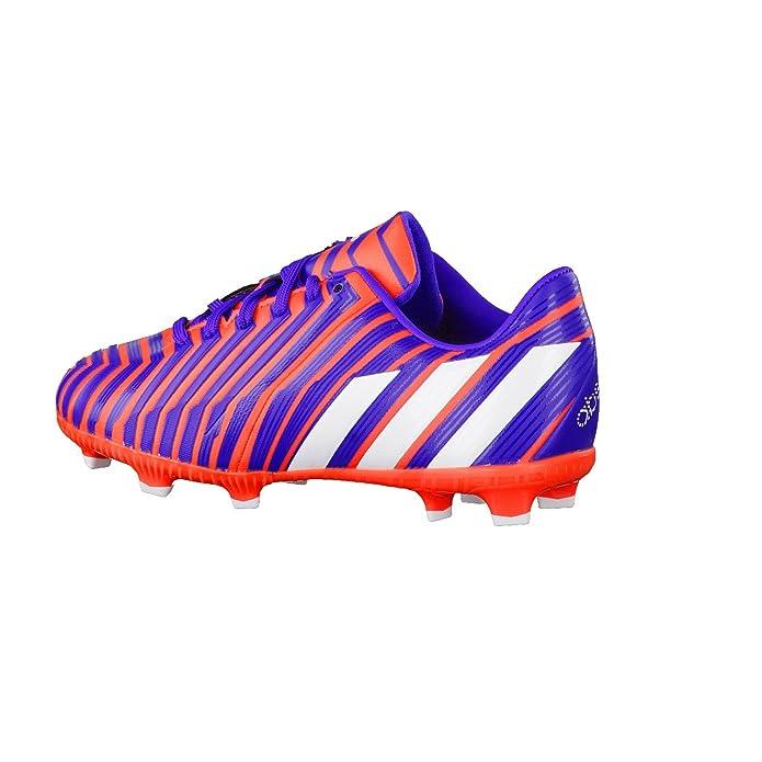 pretty nice f442a b09af Adidas - Adidas P Absolado Instinct FG J Scarpini Calcio Bambino Arancio  Viola B35474 - Naranja, 29  Amazon.es  Zapatos y complementos
