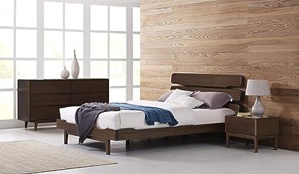 Amazon.com - Greenington Black Walnut Currant Bamboo Bedroom ...