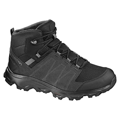 f23eb46a85ba Salomon Chaussures d hiver Tromso TS CSWP Noir