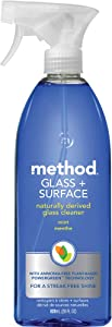 Method Glass Cleaner + Surface Cleaner, Mint, 28 Ounce