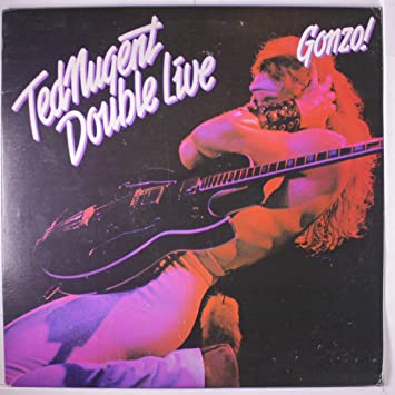 ted nugent double live gonzo mp3