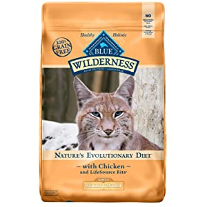 BLUE Wilderness High Protein Cat Food