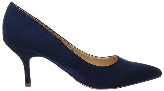 729199, Escarpins Bout Fermé Femme, Bleu (Blu 9), 40 EUBata