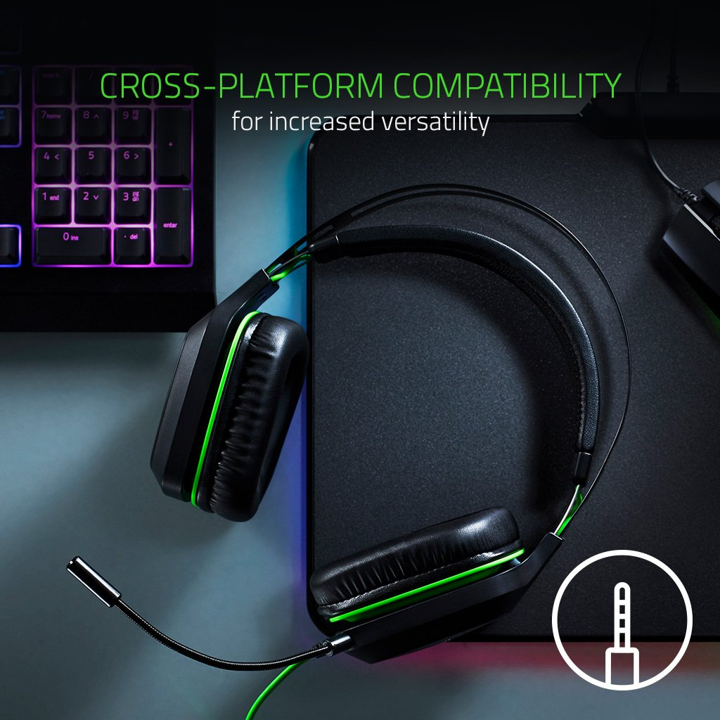 Razer Electra V2 Gaming Headset With 7 Buy Online In Qatar At Desertcart