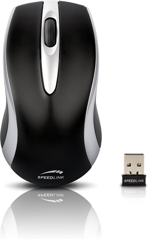 Speedlink Relic Mouse Wireless 3 Tasten Maus Kabellos Computer Zubehör