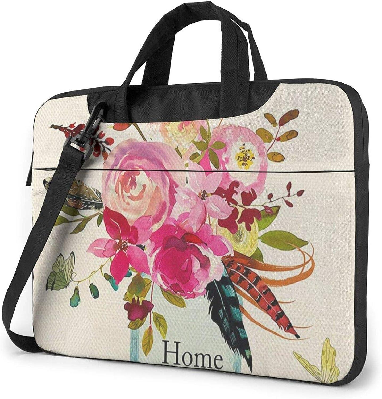 Balloon 15.6 Inch Laptop Shoulder Bag Briefcase Office Bag For Men Women