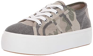 6bf576d9ac9 Steve Madden Women s EMMI Sneaker Camouflage 5 ...