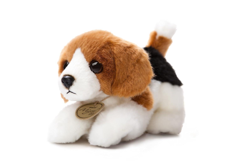 Aurora World Miyoni Tots - Perro Beagle de Peluche: Amazon.es: Juguetes y juegos