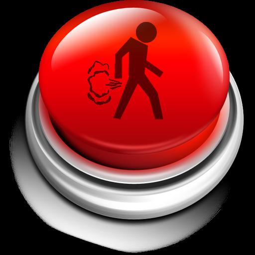 Funny Big Fart Button