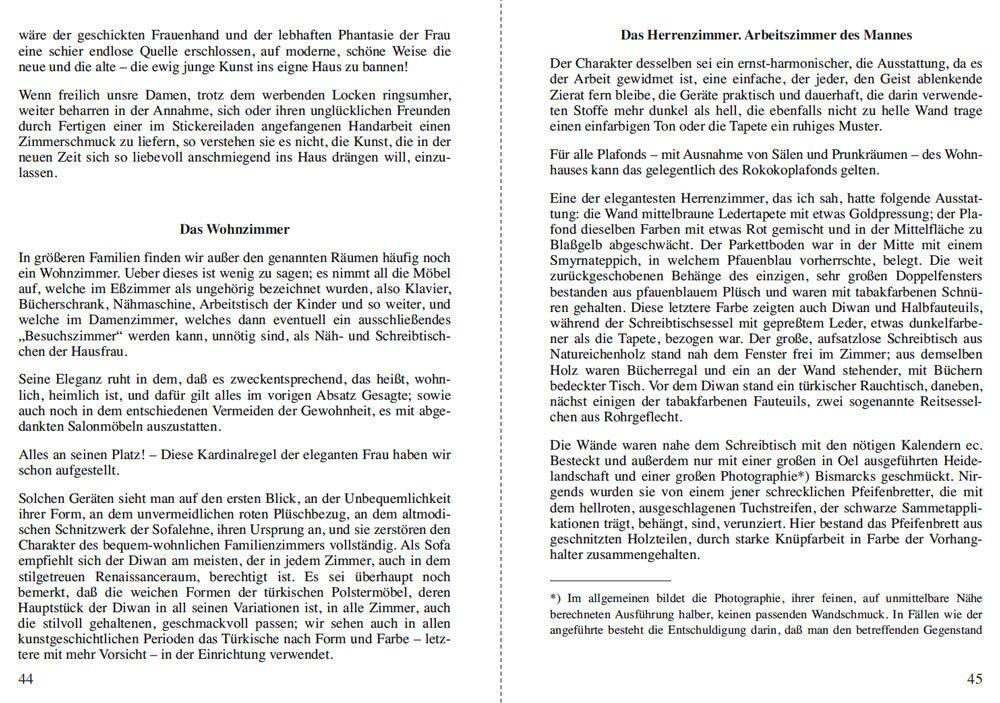 Die Elegante Hausfrau 1892: Mitteilungen Für Junge Hauswesen   Mit  Besonderen Winken Für Offiziersfrauen. ALLTAGSREGELN FÜR DIE DEUTSCHE FRAU  UM 1900 Band 2 ...
