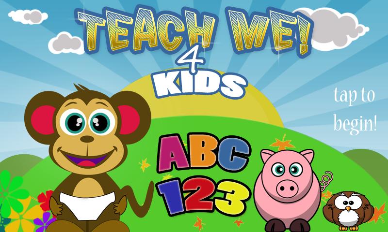 how to teach kids abc