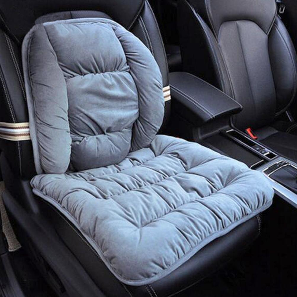 人気沸騰ブラドン Rirui調節可能な腰椎枕バックサポートと車シートクッションマッサージャー B075W9XWZG グレー グレー B075W9XWZG, キタヤマムラ:8af256c3 --- a0267596.xsph.ru