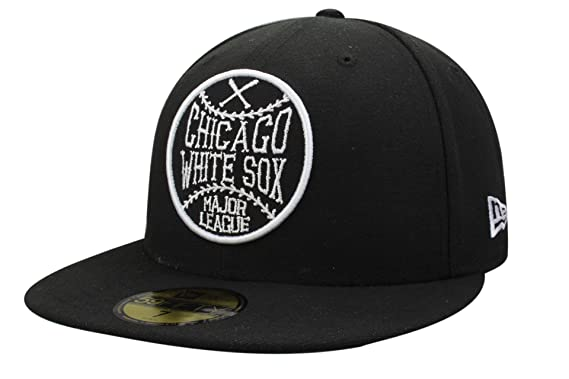 Casquette Chicago White Sox de New Era - Style  Team Round Out   Taille 7 fb463872514b