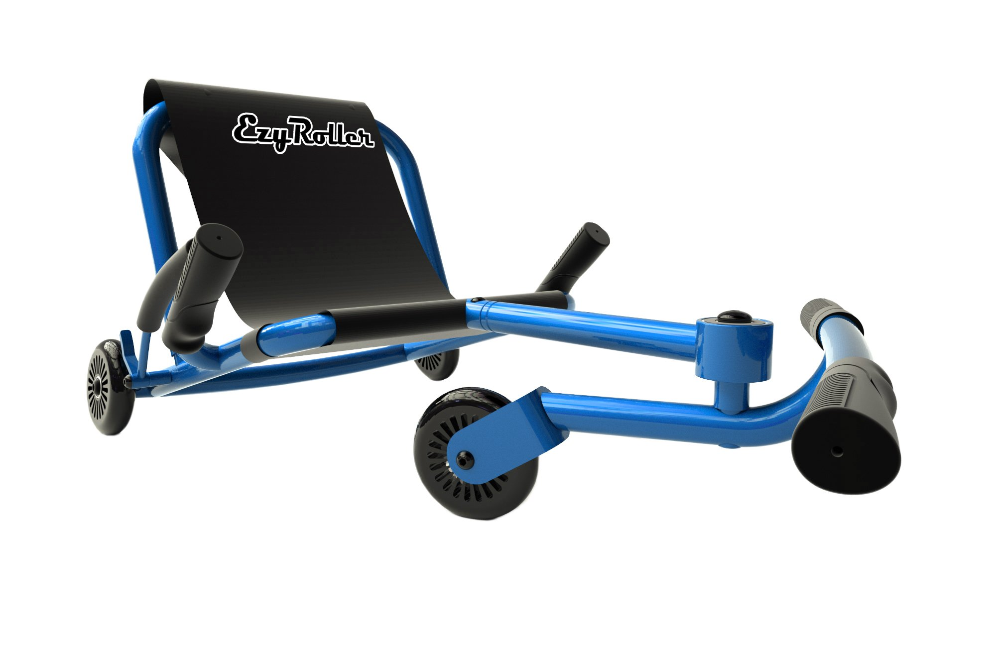 Ezyroller Ride On Toy - New Twist On A Classic Scooter - Blue