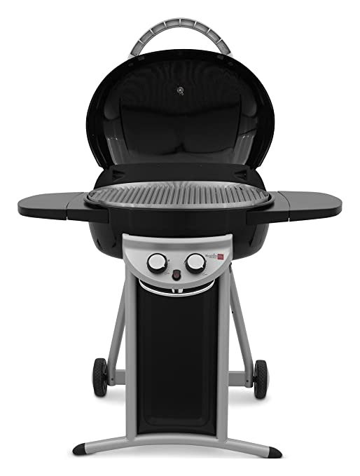 Char-Broil Patio Bistro 360 Parrilla Carro Gas Negro, Gris ...