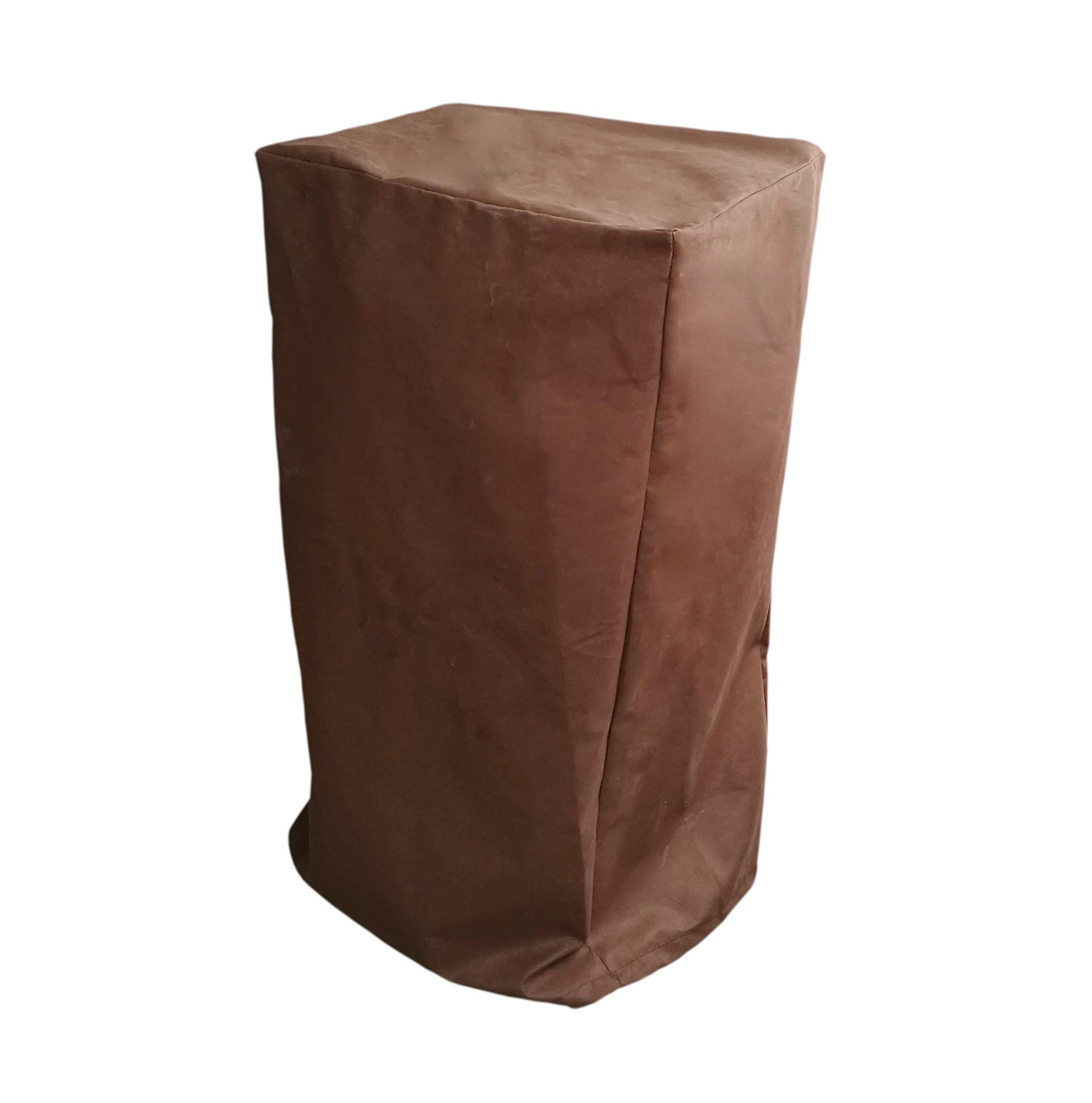 FixtureDisplays Podium Protective Cover Pulpit Cover Lectern Padded Cover 24.2''W x 49''H x 17.7''D 1803-8-TAN-NF No by FixtureDisplays