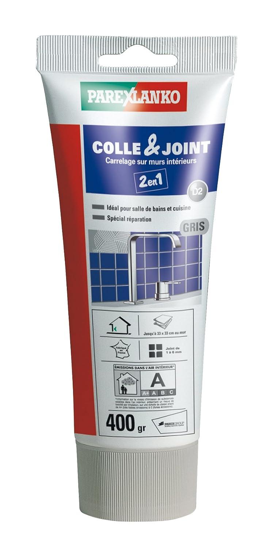 Parexgroup 3128 Colle Joint En P Te Tube 400 G Gris Amazon Fr