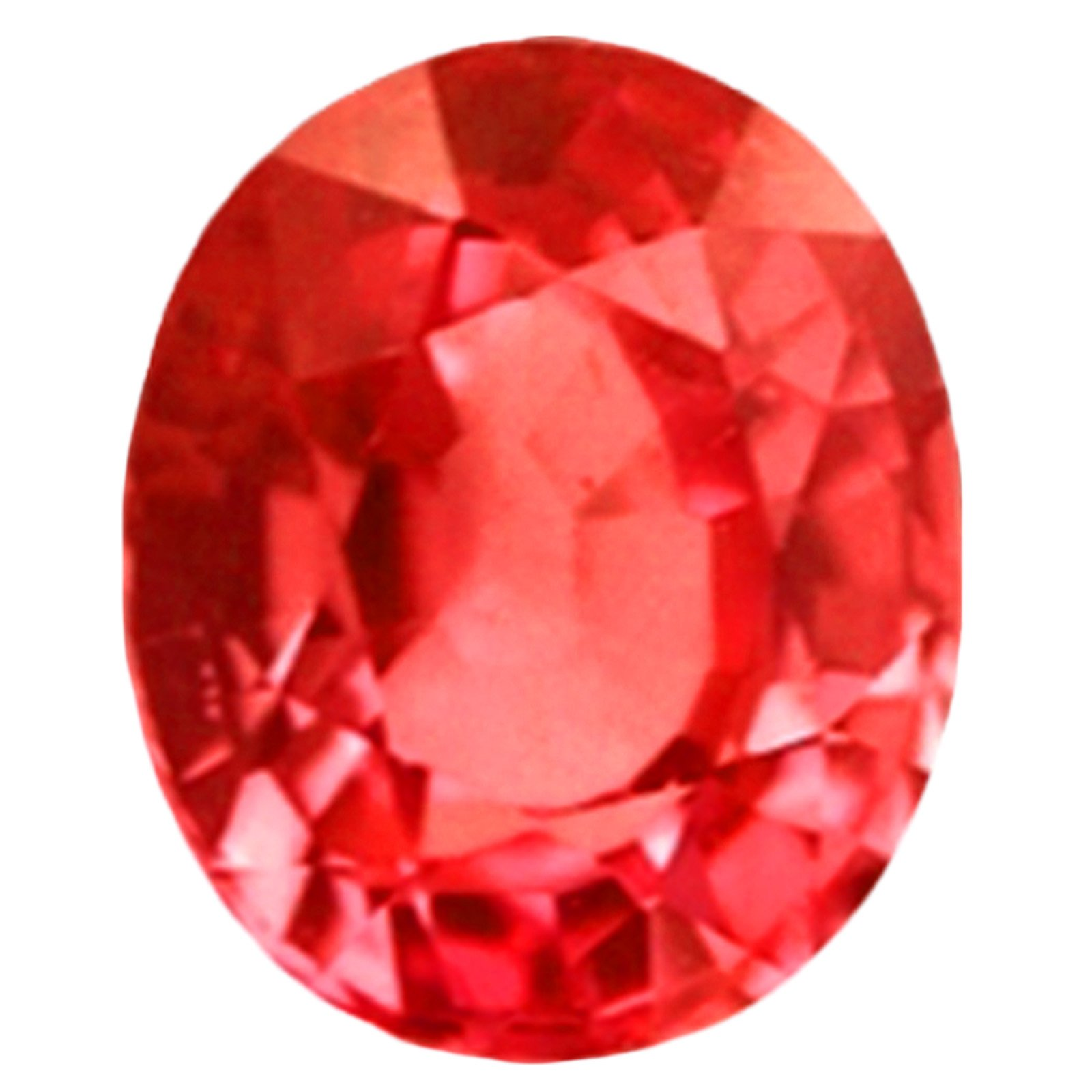 1.51 Ct. Natural Ruby from Madagascar - Oval Cut - Loose Gem, Gemstone - Heated only - NOT GLASS FILLED by Seattle Gem