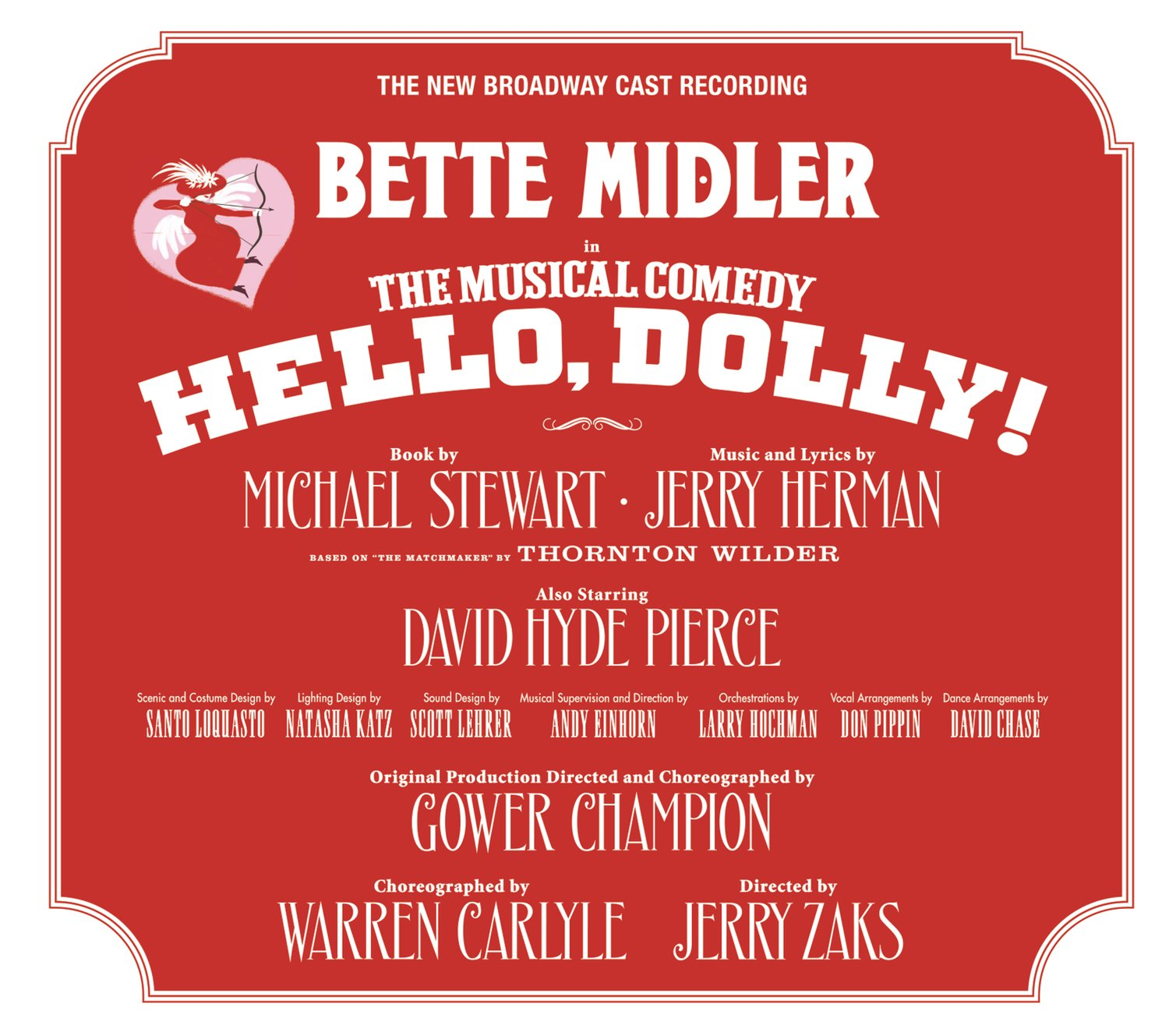 New Broadway Cast of Hello, Dolly! - Hello, Dolly! (New Broadway ...